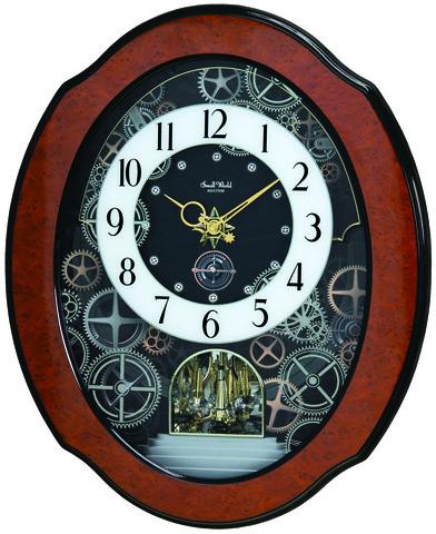 Настенные часы Rhythm 4MH432WU06
