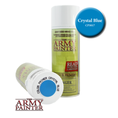 Colour Primer: Crystal Blue