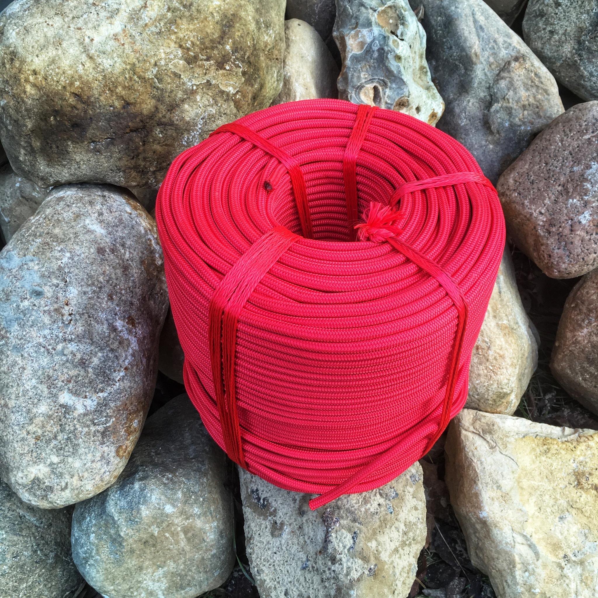 Веревка вспомогательная 8 мм