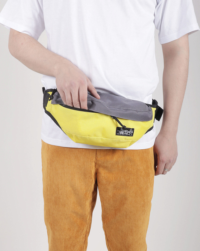 Сумка Anteater Minibag Grey/Yellow