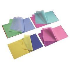 Бумага японская шелковая 22х22 см 1250 листов (Mercurius)