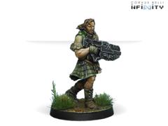 Highlander (вооружен Chain Rifle)