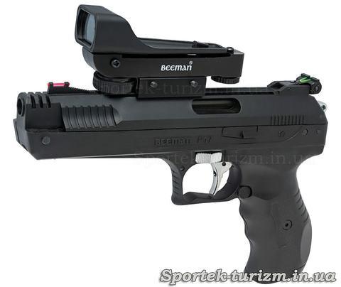 Пістолет пневматичний Beeman P17, 4.5 мм (0,177