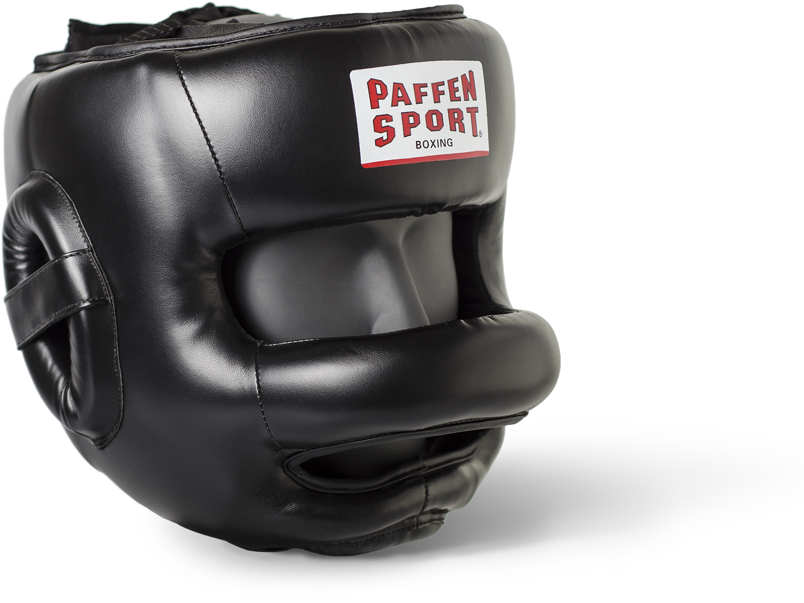 Шлем с бампером для бокса Paffen sport