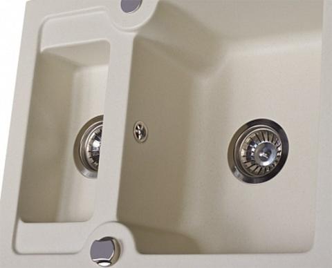 Мойка для кухни Kuppersberg MODENA 1,5B WHITE