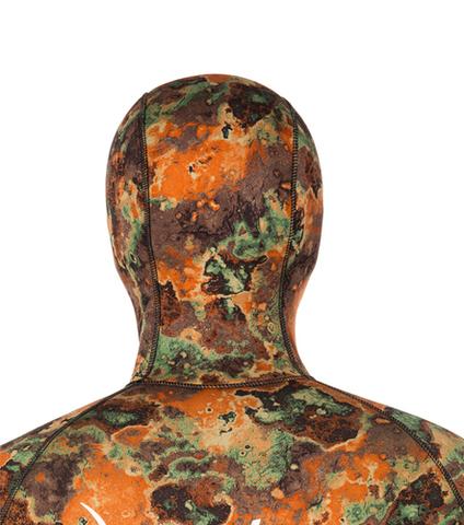 Гидрокостюм Marlin Sarmat Eco Brown 9 мм куртка – 88003332291 изображение 15