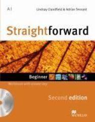 Straightforward 2nd Edition Beginner Workbook w...
