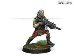 Highlander (вооружен Rifle)
