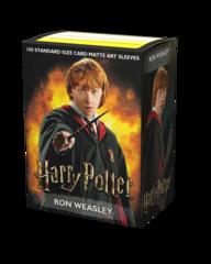 Dragon Shield - Матовые протекторы «Ron Weasley» (100 штук)