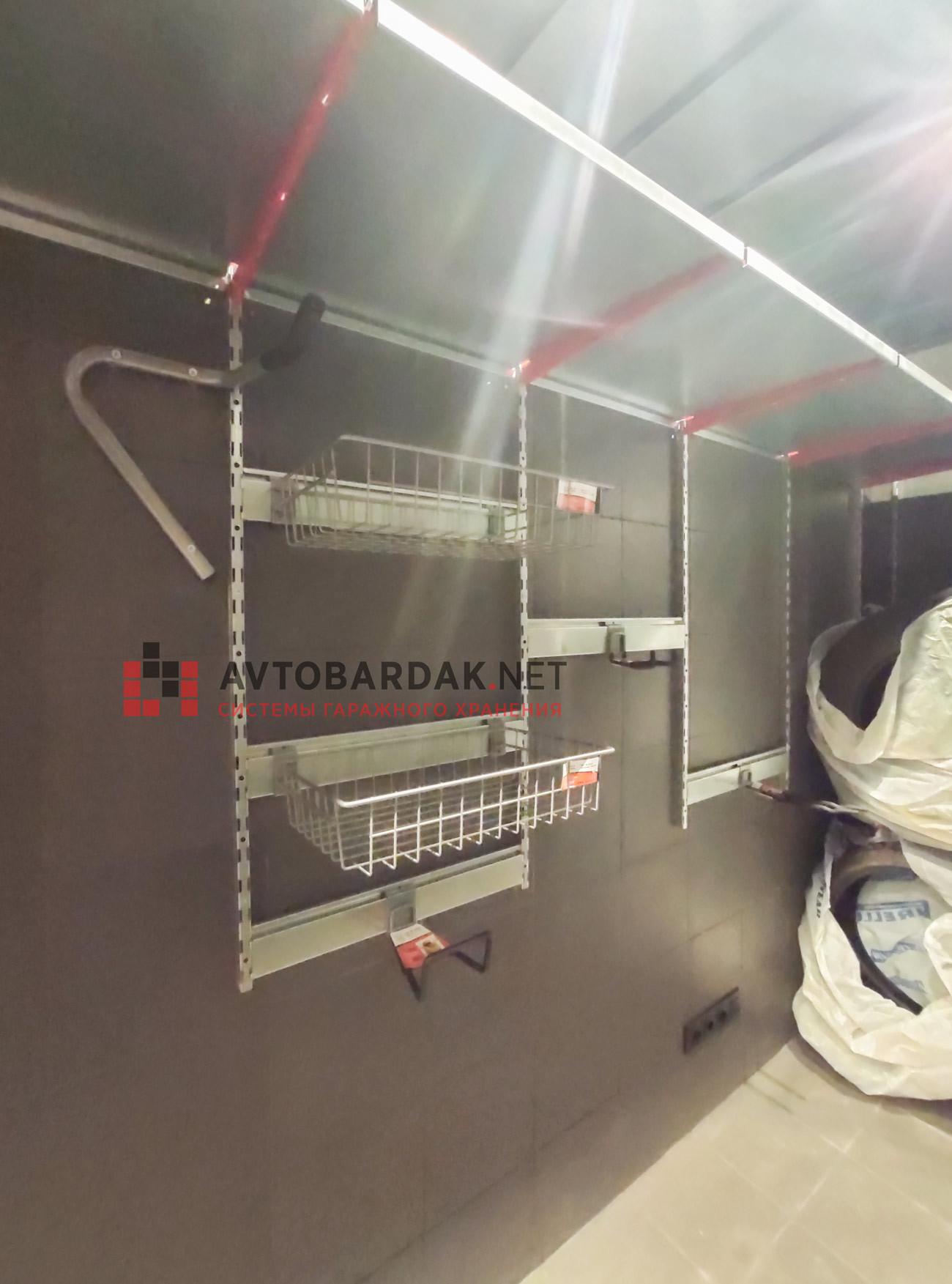 Проект № 36: очень узкая и длинная подсобка 1,3 м х 8,6 м (11 кв.м) + видео
