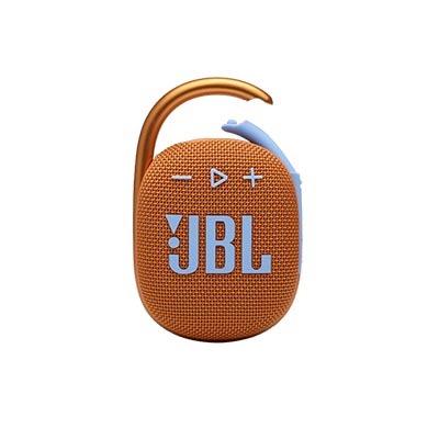 JBL Clip 4, Оранжевый