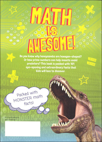 Maths is Awesome! 101 Incredible Things Every Kid Should Know | Thomas Canavan