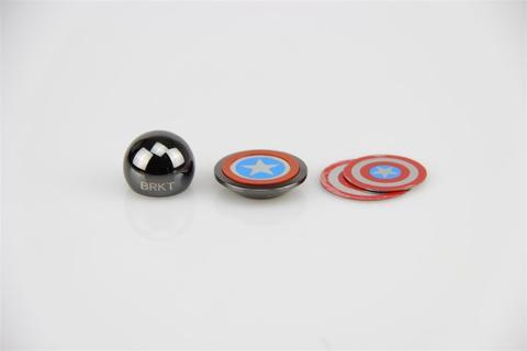 Автомобильный держатель feiyu uf-x brkt black разновидность steelie 4е поколение магнитных держателей как steelie для смартфона, планшета в авто