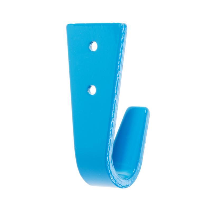 Крючок синий