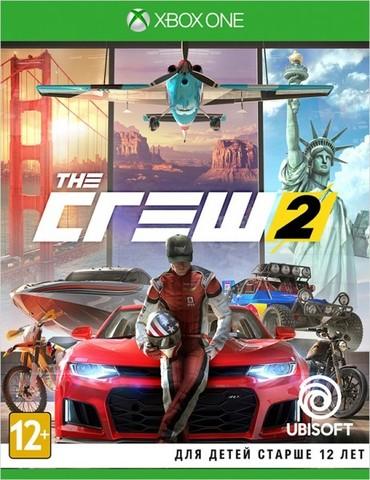 The Crew 2 (Xbox One/Series X, русская версия)