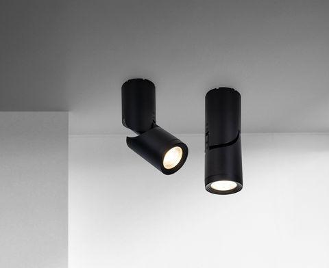 Потолочный светильник Maytoni Tube C019CW-01B