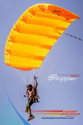 Основной парашют Skipper EVO