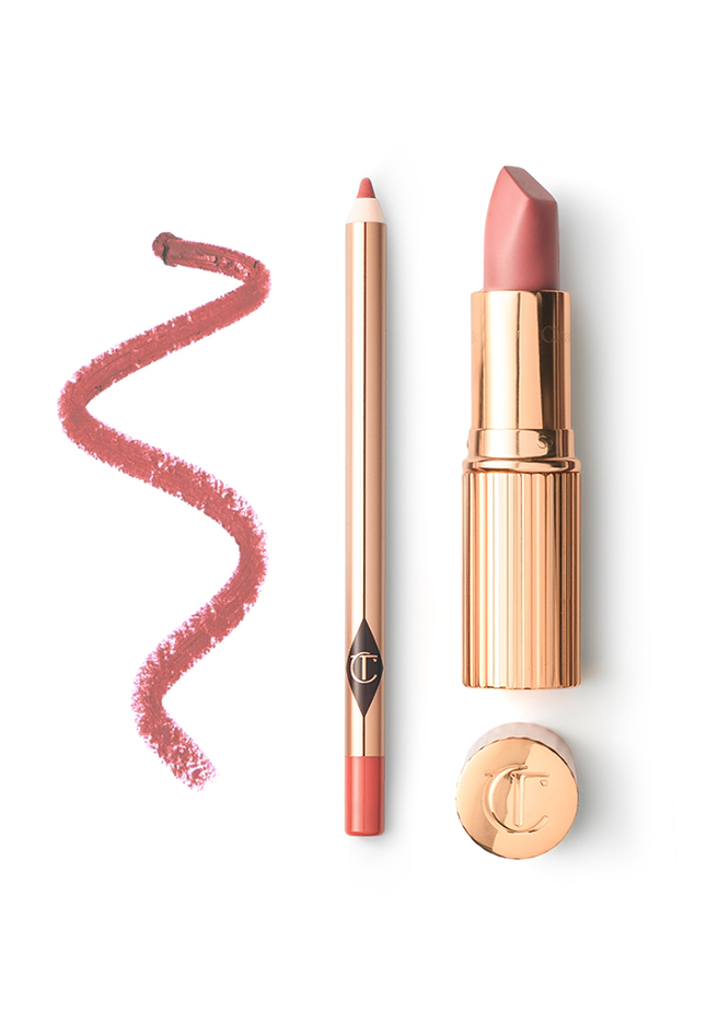 Charlotte Tilbury The Gift of Pillow Talk Lips duo