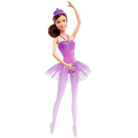 Барби Балерина в Фиолетовом Костюме