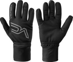 Гоночные перчатки А2, Victory code, unisex, black