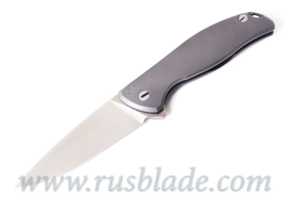 Shirogorov F95 Nudist Mirror BG42 flipper
