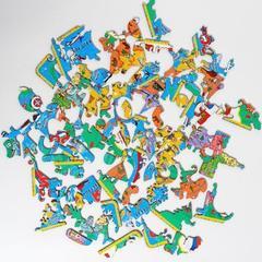 Фигурный пазл Карта России