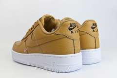 кроссовки Nike Air Force 1 Low ESS Beige / White
