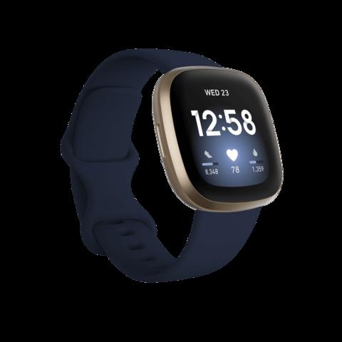 Fitbit Versa 3 синий