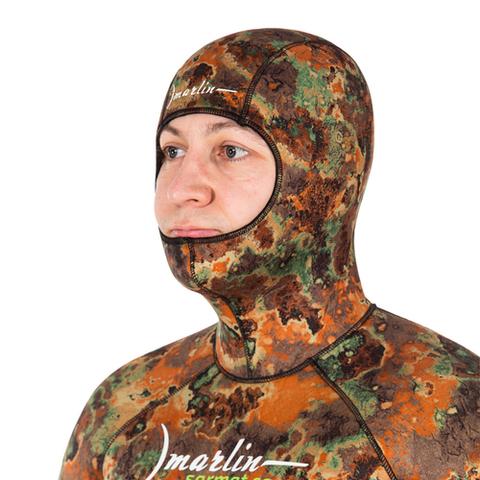 Гидрокостюм Marlin Sarmat Eco Brown 9 мм куртка – 88003332291 изображение 14