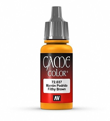 Game Color Filthy Brown 17 ml.