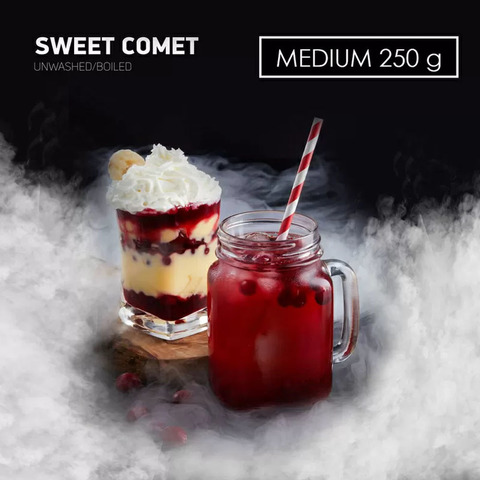 Табак Dark Side MEDIUM SWEET COMET 250 г