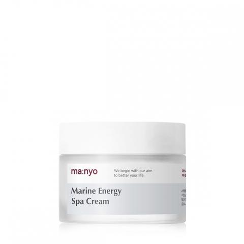 Купить Manyo Factory MARINE ENERGY SPA CREAM - Крем для лица с экстрактом водорослей