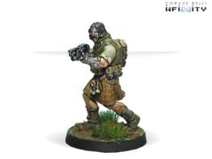 Highlander (вооружен Boarding Shotgun)