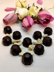 Шоколадные конфеты с Кешью (дроблёным), 60 г