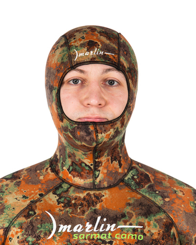 Гидрокостюм Marlin Sarmat Eco Brown 9 мм куртка – 88003332291 изображение 13