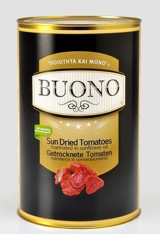 Вяленые томаты BUONO 4 кг
