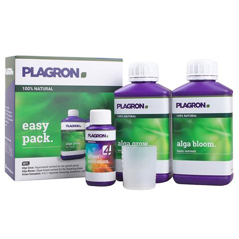 Набор удобрений Plagron Easy Pack 100% Natural