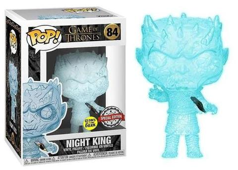 Funko POP! Game OF Thrones. Night King. Glows in the Dark || Игра Престолов. Король Ночи. Светящийся в темноте