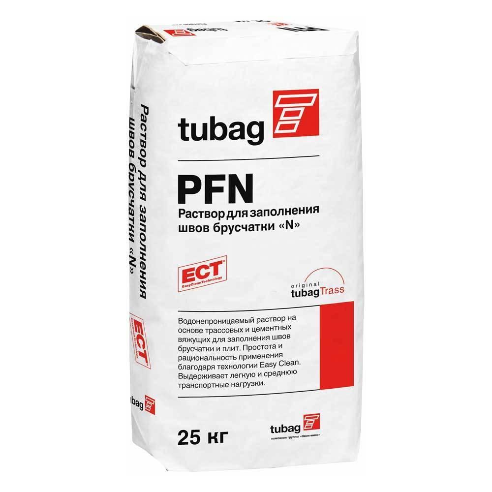 Quick-Mix PFN, темно-серый, мешок 25 кг - Раствор для заполнения швов брусчатки