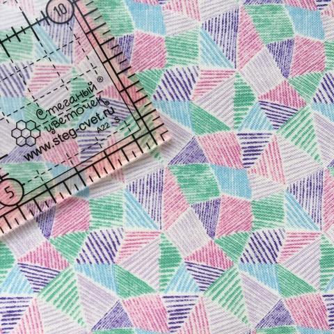 Ткань для пэчворка, хлопок 100% (арт. JO0901)