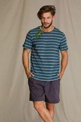 Пижама мужская с шортами KEY MNS 351 2 A21