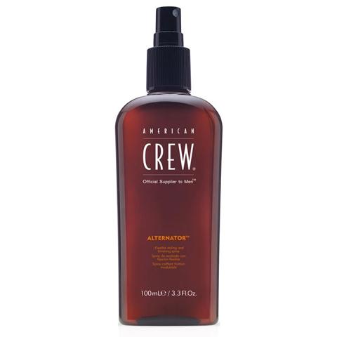 American Crew Styling: Спрей для укладки мужских волос эластичной фиксации (Alternator), 100мл