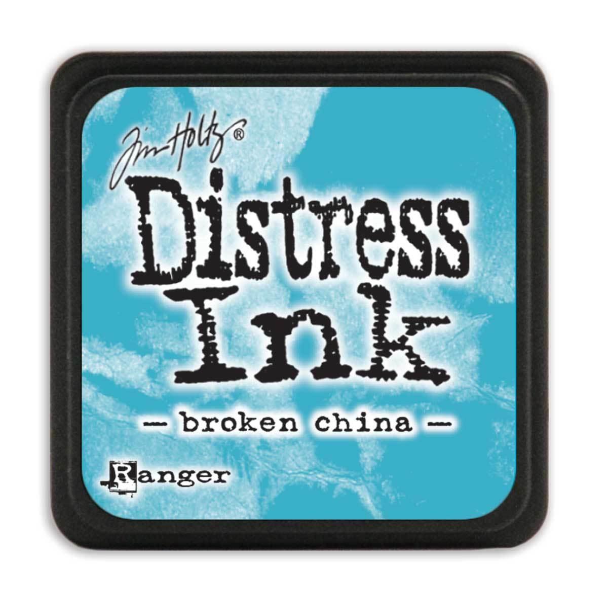 Подушечка Distress Ink Ranger - Broken china
