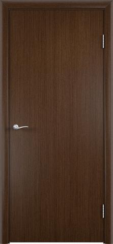 Дверь Верда ДПГ, цвет венге, глухая