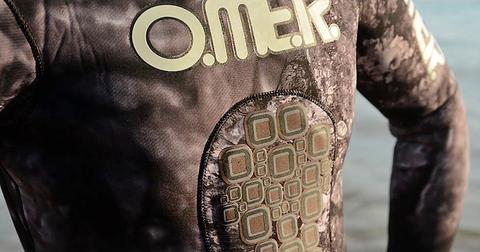 Гидрокостюм Omer Holo Stone 3 мм – 88003332291 изображение 2