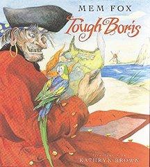 Tough Boris  (PB)  illustr.