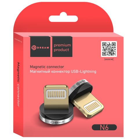 Сменный коннектор для магнитного кабеля с разъемом Lightning