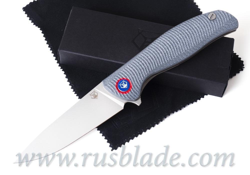 Shirogorov F3 Elmax G10 3D Gray/Red