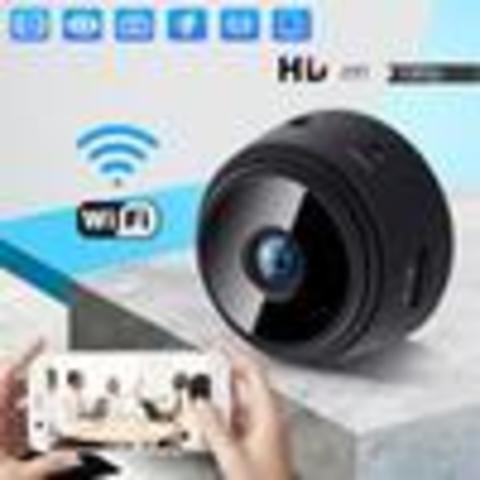 Мини камера A9 IP WiFi 1080P Full HD