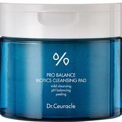 Dr.Ceuracle, Pro Balance Очищающие подушечки с пробиотиками, 270мл/60шт